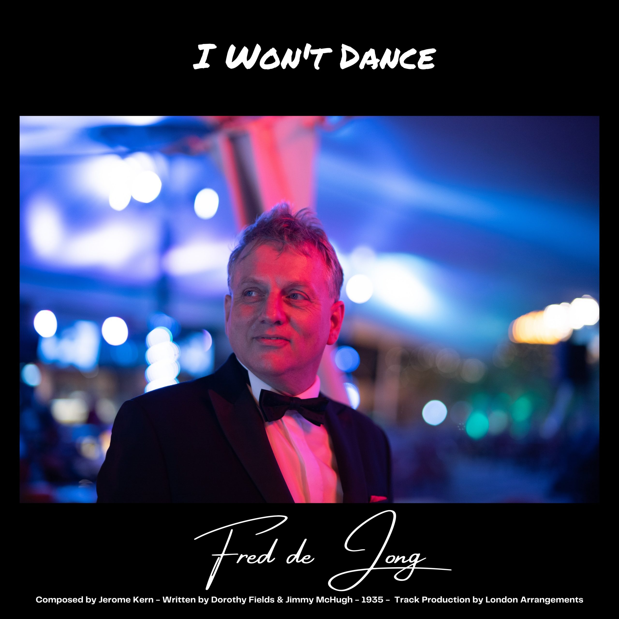 I Won't Dance - Mar 1st, 2021