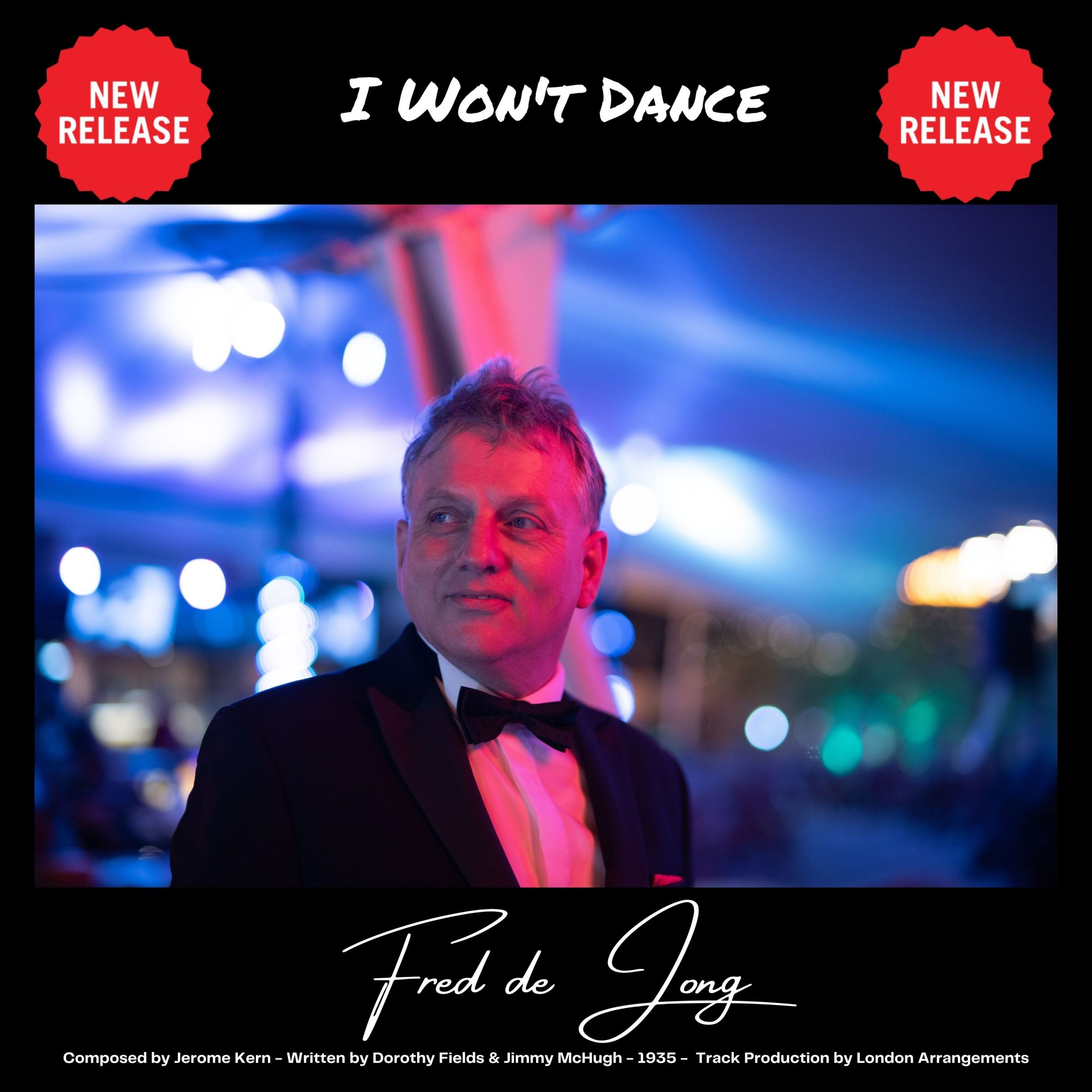 I Won't Dance - New Release - Mar 1st, 2021 - 3000px 3000px
